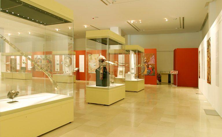 متحف الفنون الاسلامية في كوالالمبور ماليزيا