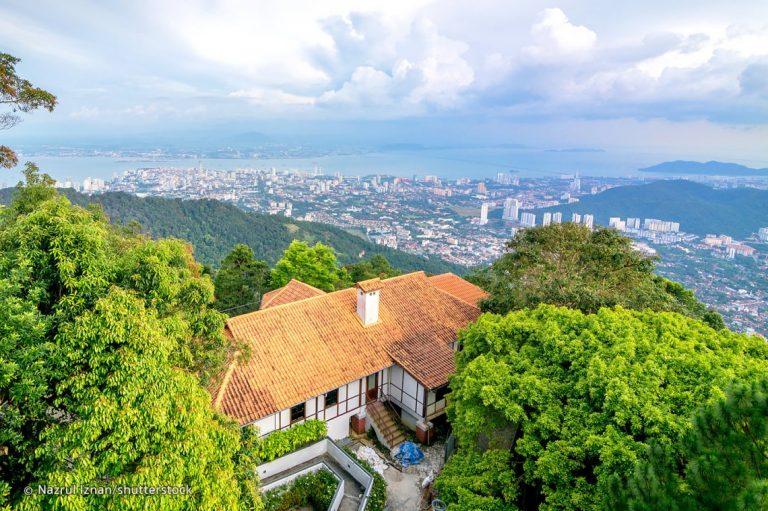 تعرف على أفضل الاماكن السياحية في بينانج ماليزيا