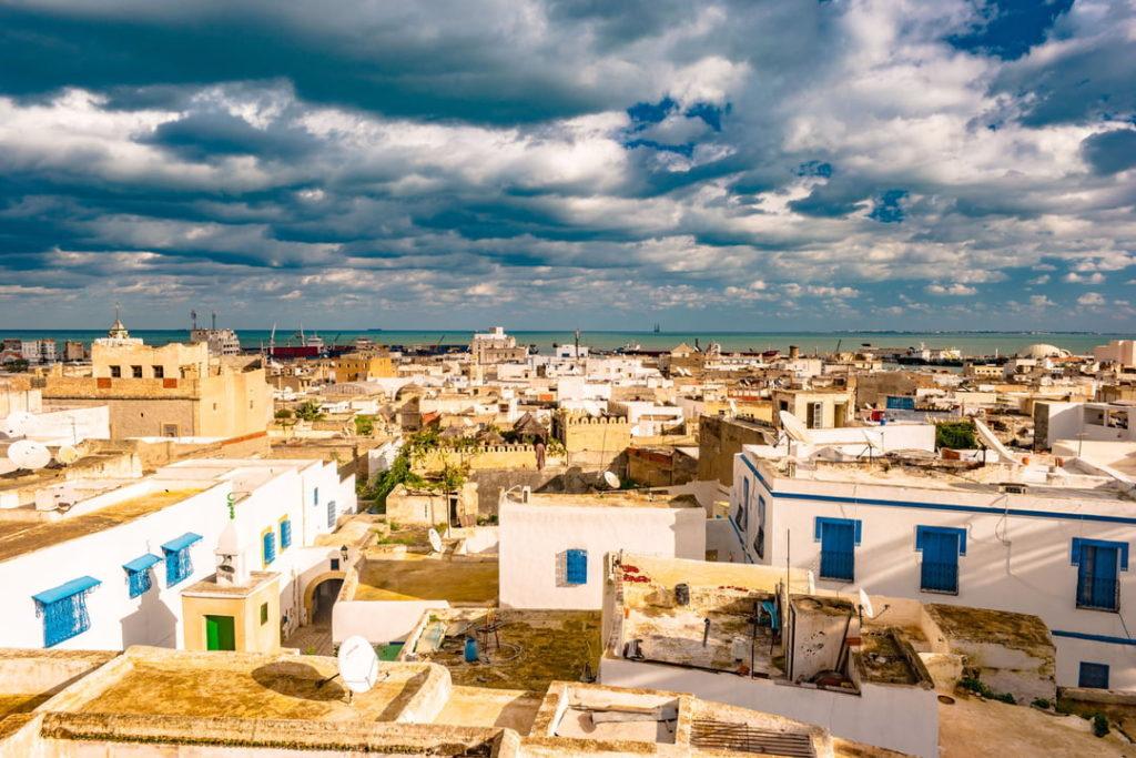 المدينة العتيقة تونس
