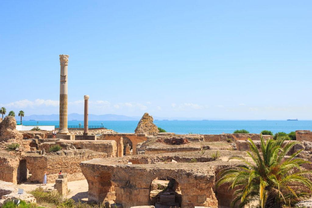 قرطاج تونس carthage