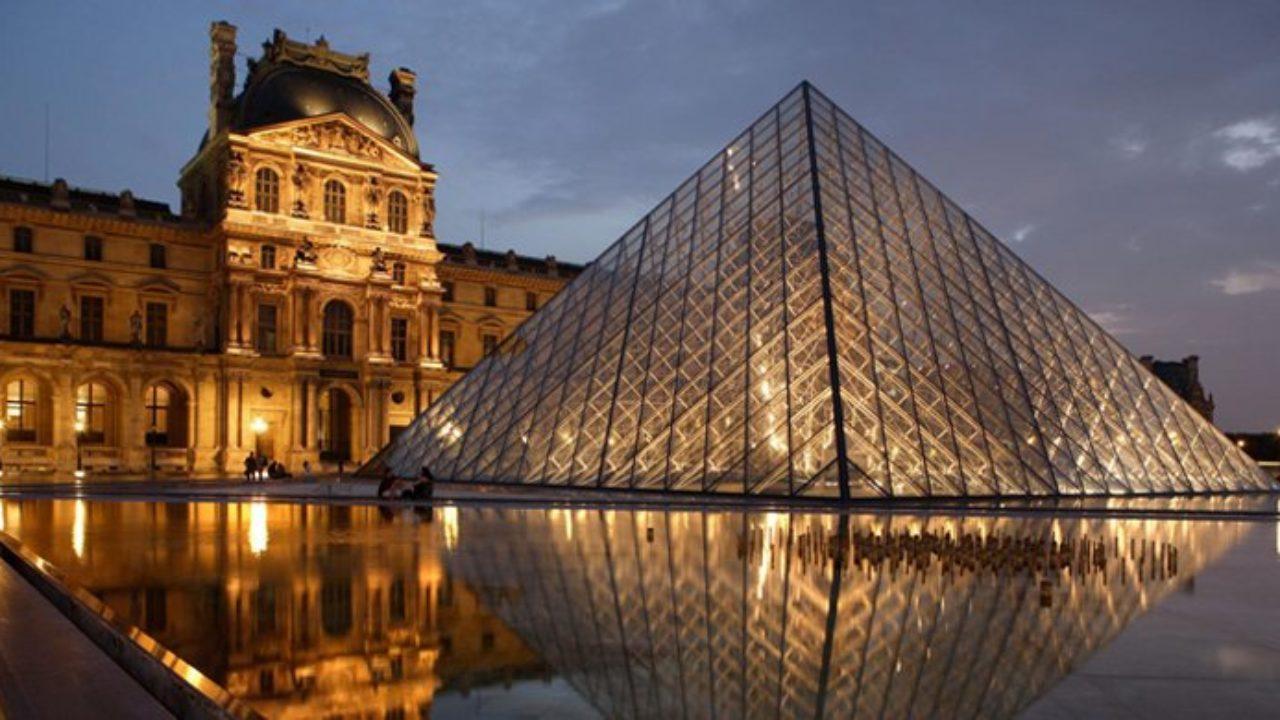 متحف اللوفر في باريس - عطلتي