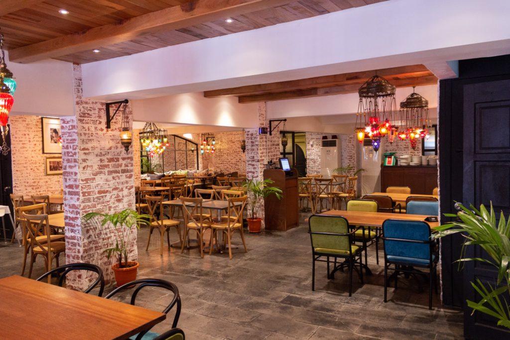 مطعم طربوش، شارع العرب كوالالمبور