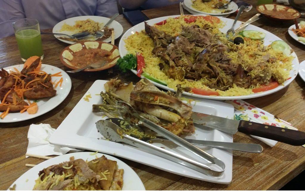 مطعم خيمة الصحراء كوالالبمور